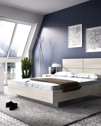 Comprar dormitorio de matrimonio con aro de cama