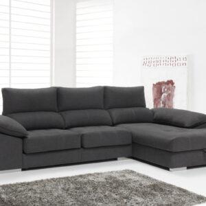 "comprar sofá 3 plazas + chaiselongue ""Torrent"""