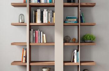 Muebles de diseño. Comprar librerias. Librerias de calidad. Librerias en valencia.